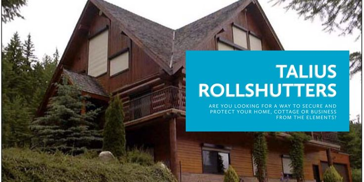 Record-breaking 2017 hurricane season is over. This year saw 17 named storms. It was a hurricane season that will easily rank as one of the costliest on record.  Whether you live in a heavily forested area, on the coast, or in a hurricane zone, Talius Rollshutters will protect your windows and your home and are designed to protect from wind and rain damage and from flying debris during storms.  Contact Talius for a Free Consultation…