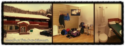 Peek thru our window....: Sunday In My City ~ Our Great Divide Ski & Stay (Lake Louise)