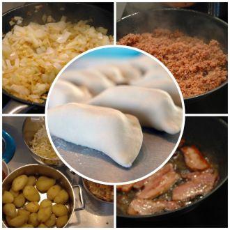 Pierogi ruskie #kuchnia #przepis #pierogi #ruskie #domowe #polishfood #poland