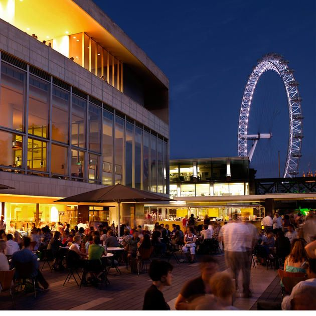 Southbank Centre #London #art #accorcityguide // The nearest AccorHotels: Novotel London Waterloo