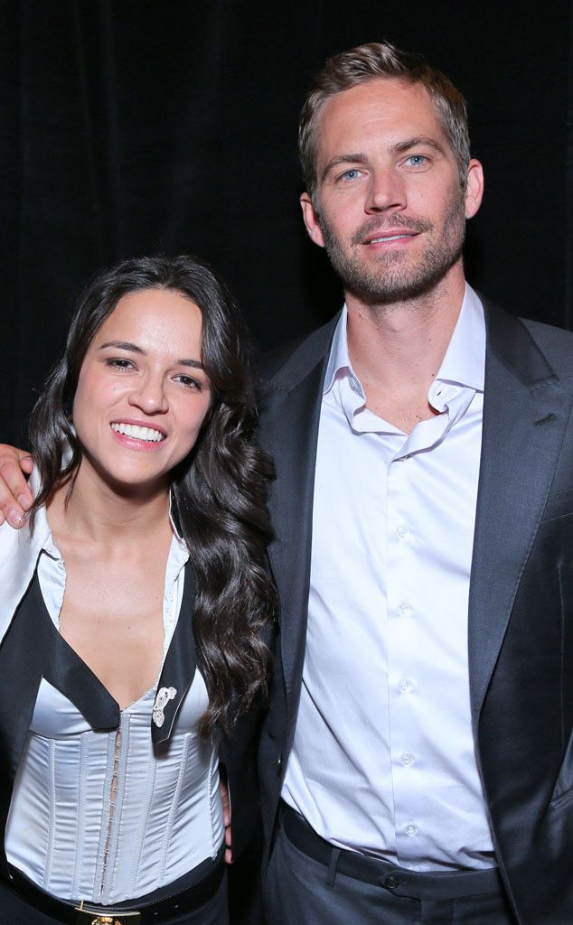 Michelle Rodriguez Focused on Sex, Travel and Ignoring Her Feelings After Paul Walker's Death: ''I Went Crazy a Little Bit''