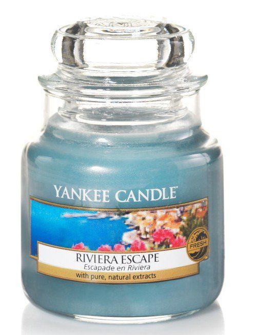 Escapade sur la Riviera - Bougie parfumée petite jarre - Yankee Candle