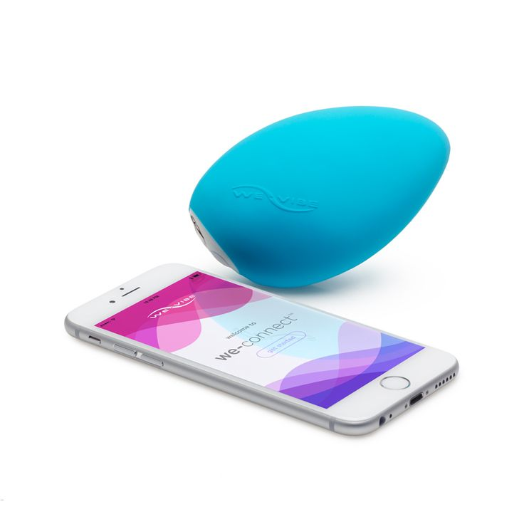 The We-Vibe Wish is a rechargeable, waterproof, whisper quiet rumbly palm-sized mini vibrator made from body-safe silicone and is completely latex free. Use as a powerful hand-held vibrator all over the body or enjoy the tapered tip for more focused pleasure. Perfect if, like using a wand, you enjoy broad stimulation of larger areas to stimulate a greater number of tingly nerve endings.With new We-Vibe's new PowerPulseTM technology you can enjoy waves of pleasure, with the option of the W...