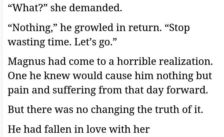 Magnus and Cleo   Falling Kingdoms
