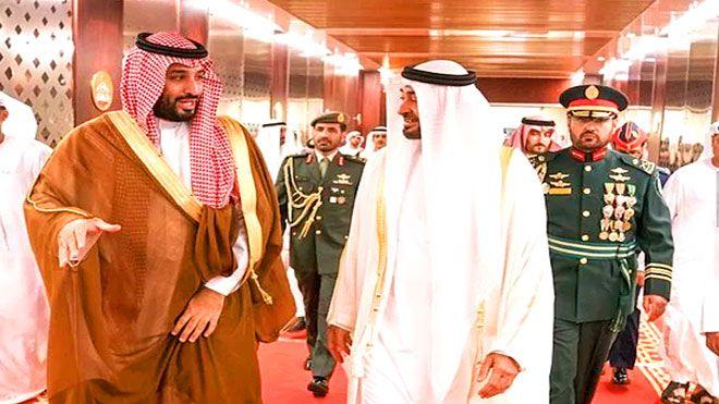 الزبيدي زيارة بن سلمان لأبوظبي تحمل للجنوب معاني كثيرة كشف رئيس السعودية عدن الإمارات المجلس الانتقالي الجنوبي Www Prince Royal Family Prince Mohammed