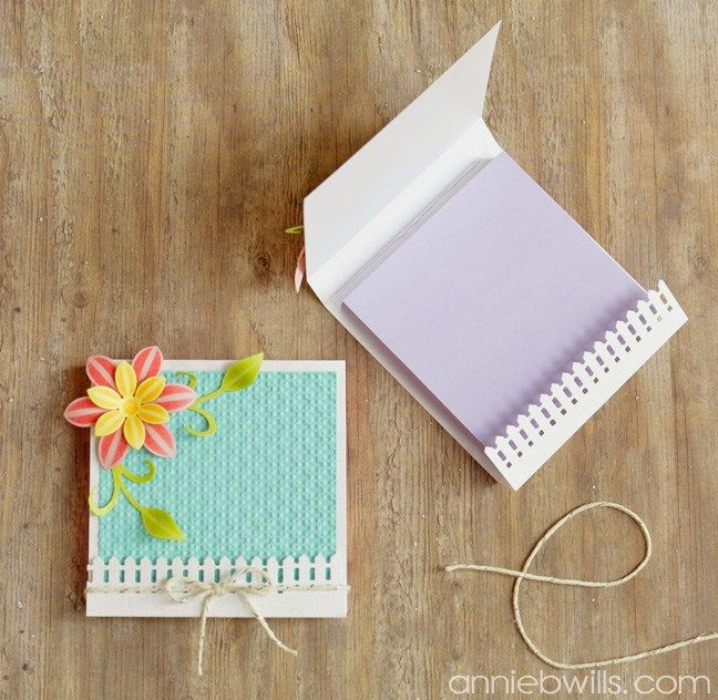 Sticky Note Holders by Annie Williams - Main                                                                                                                                                     More