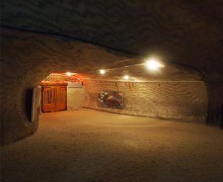 Locuri incredibile: mina de sare Soledar, Ucraina - galerie foto