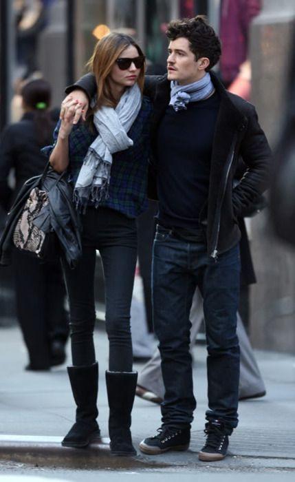 Miranda Kerr et Orlando Bloom
