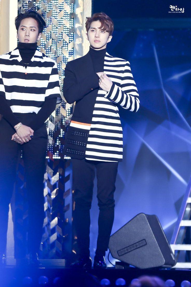 Paetoi, 160217 Gaon K-POP Chart Awards 켄타임 DO NOT EDIT
