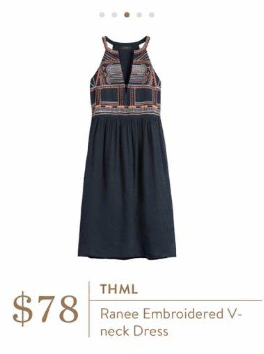 Stitch fix stylist...I want this dress badly!!!