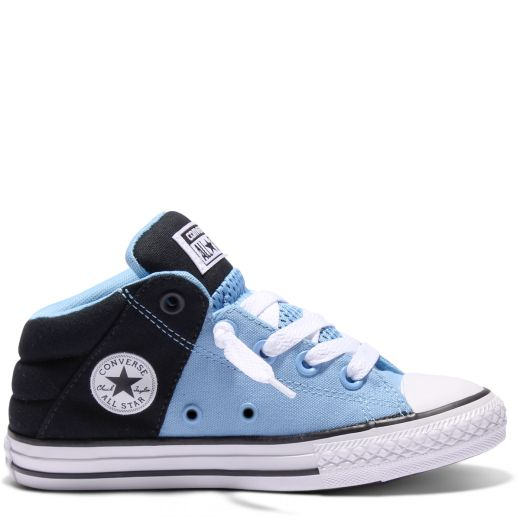 Chuck Taylor All Star Axel Youth Mid Light Blue | Converse Australia
