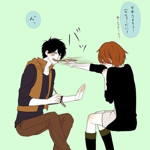 Anime Couple, Anime, Love