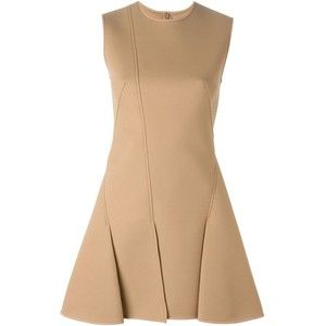 Alexander Wang pleated mini dress