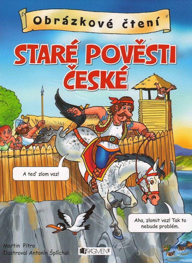 Comics Blog: #564: Obrázkové čtení: Staré pověsti české - 60 %