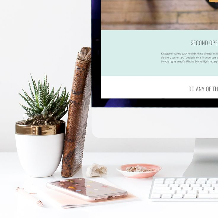 My Favorite Tools + Resources for Designing Your Own Sales Page