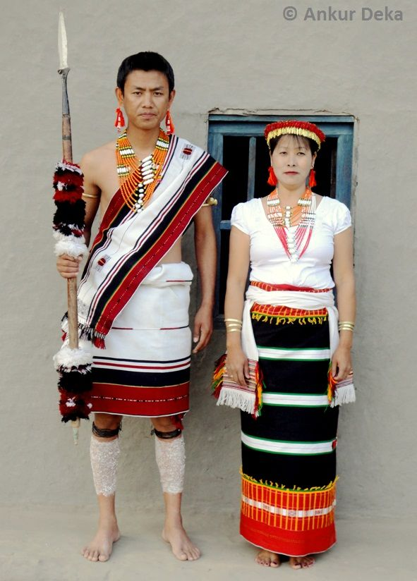 Traditional Dresses of North East Indian States, Indian ... |North East Indian Clothing