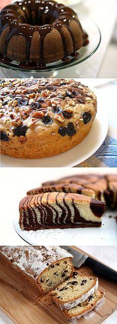 Кексы, рецепты кексов с фото / Простые рецепты