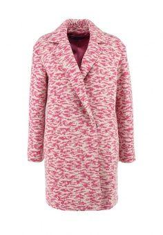 Пальто French Connection, цвет: розовый. Артикул: FR003EWFNN62. Женская одежда / Верхняя одежда / Пальто