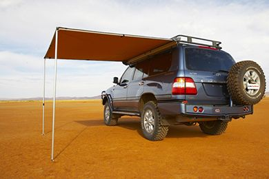 ARB Awning Room - Free Shipping on ARB Attachable Awnings