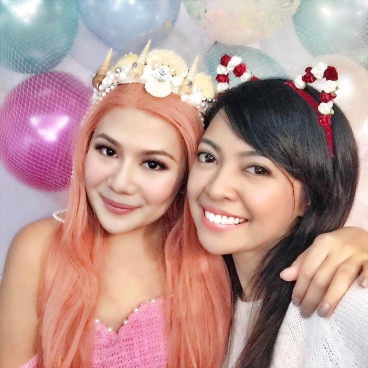 So happy for my sister from another mother  Congratulations for the successful M&G! Wishing you all the success and the best in the world! Love you  #MarthasMermaidParty