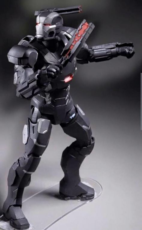 war machine civil war 2