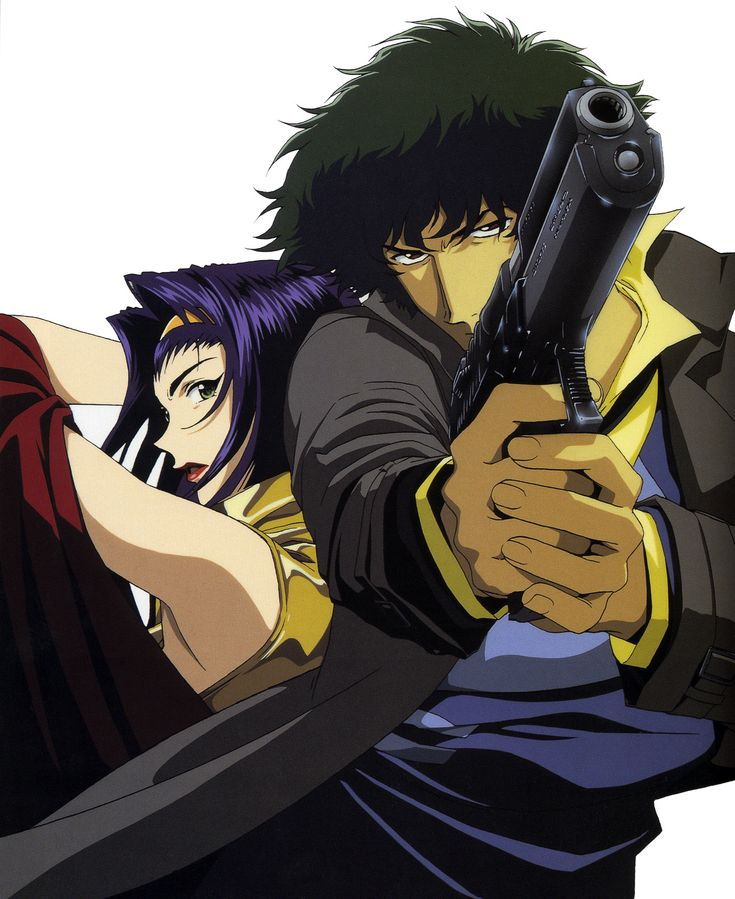 Cowboy Bebop GIFs - Find &amp- Share on GIPHY