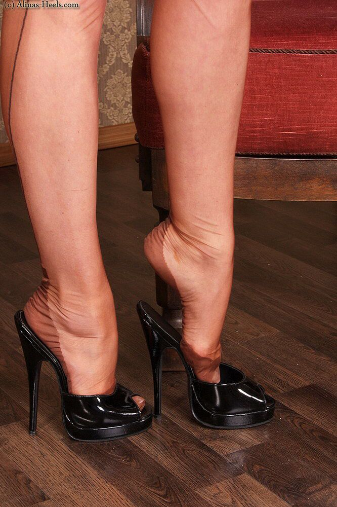 6 inch heels dangling full hd preview of my website - 1 part 9