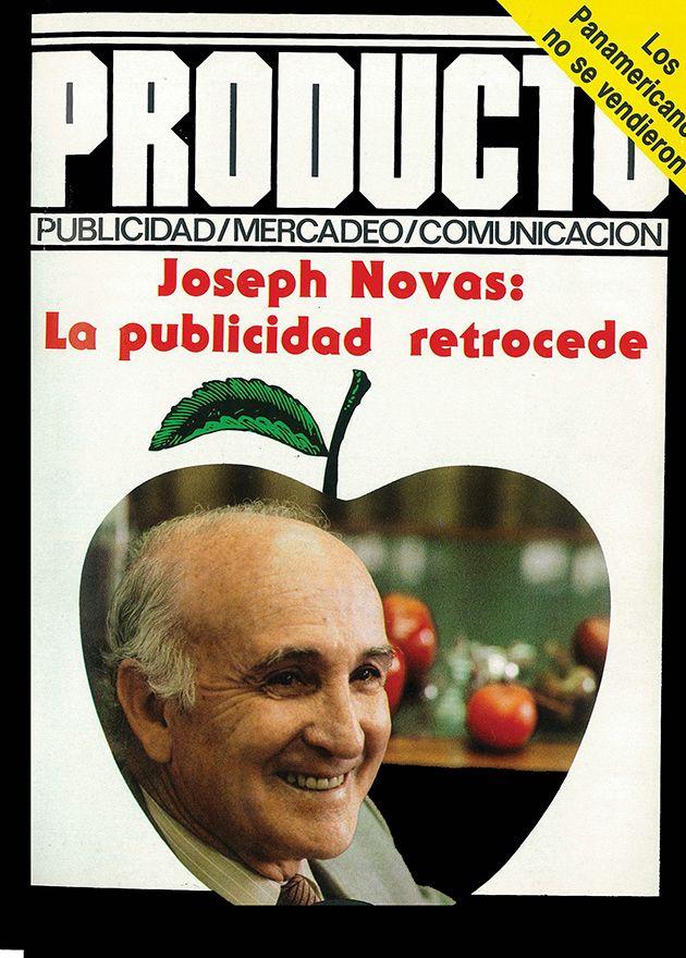 Esta fue la primera portada de PRODUCTO