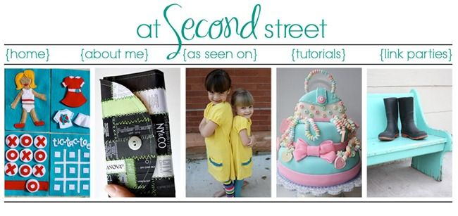 T-shirt Hat Tutorial by At Second Street