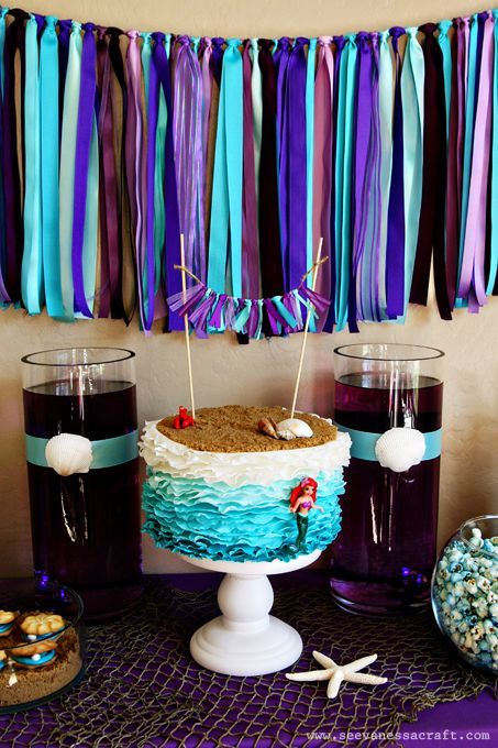 Little Mermaid Party 13 web