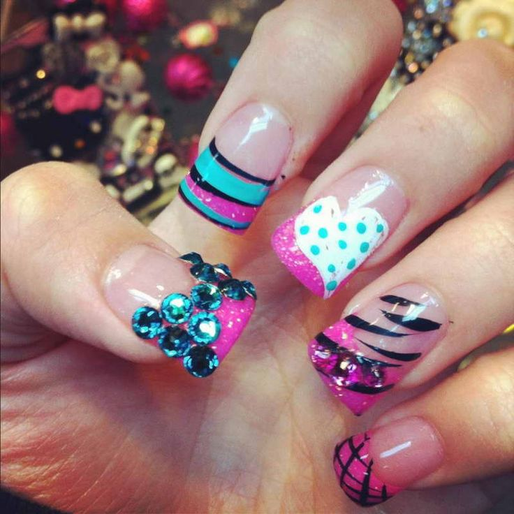 565 best nails images on pinterest hairstyles nail designs and top easter nail designs and ideas for 2014 nail design 2014 prinsesfo Gallery
