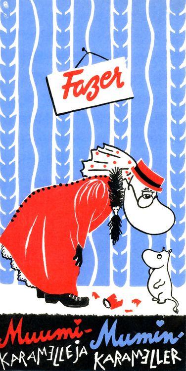 All Things Moomin • Fazer celebrates Tove Jansson's life work