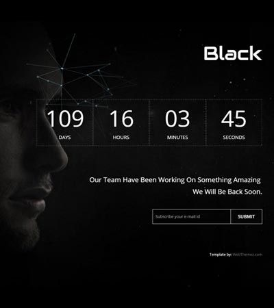 black-coming-soon-responsive-html-template
