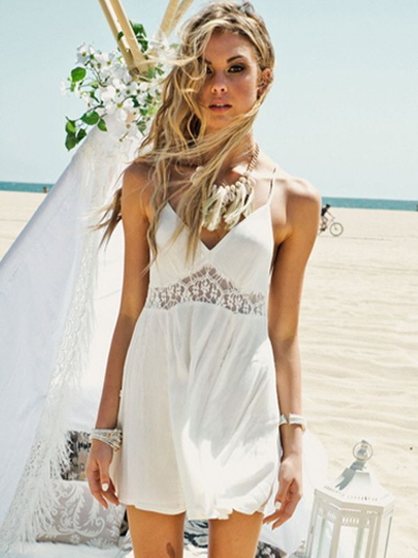 Dresses with Lace Detail