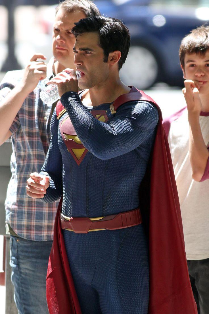 Tyler Hoechlin as Superman