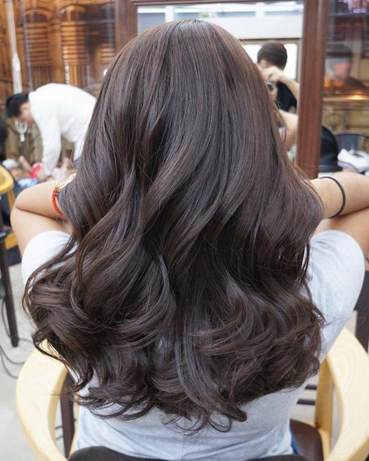 57 Best Hair Color Natural Dark Images On Pinterest