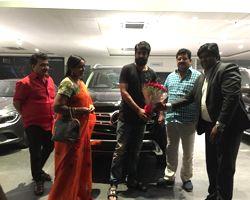 Naga Shourya buys Benz