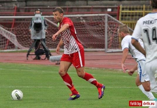 Michal Hanek DVTK - Eger 1-0 (0-0)
