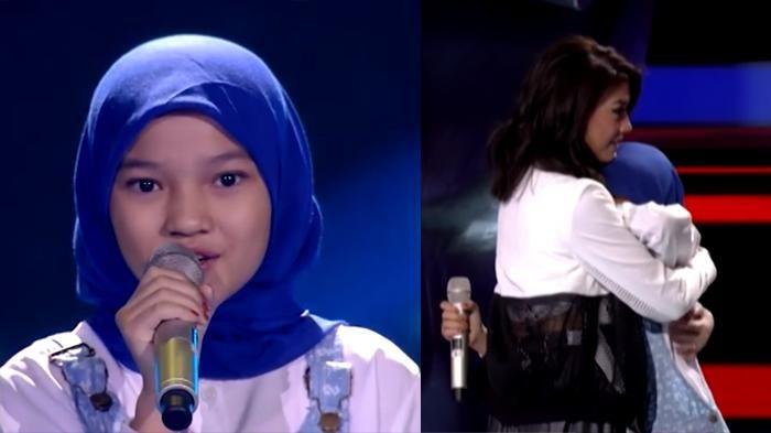 Rachel The Voice Kids Indonesia - Gadis Bersuara Merdu, Videonya Mengharukan…