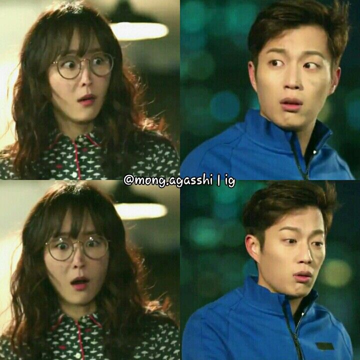 let's eat season 2 ^^ 식샤를합시다2 seo hyun jin 서현진 yoon doo joon dujun 윤두준 尹斗俊 비스트 b2st