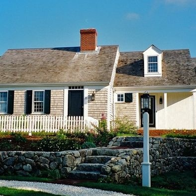 101 best cape cods images on pinterest cape cod houses Cottage construction costs