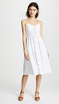 a6fd0438233 Rolla s Eve Linen Dress in 2019