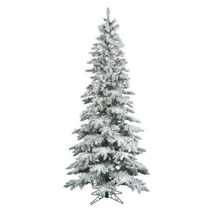 Slim Douglas Fir Christmas Tree