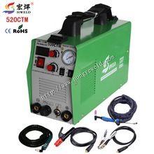 HWELD 520CTM Inversor Máquina De Soldadura TIG MMA CORTE 3 en 1 Soldadora Portátil(China (Mainland))