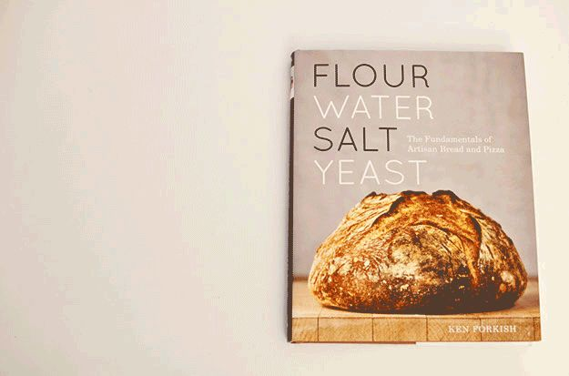 """15 Best Cookbooks Of 2012- FOR THE ONE WHO HAS SAID THE PHRASE """"SOURDOUGH STARTER""""Flour, Water, Salt, Yeastby Ken Forkish.Spend a few hours reading Portland-based baker Ken Forkish's cookbook and you'll surely get a sense for how obsessively detailed bread bakery culture is. But you'll also get something a little more fun — a complete education in bread baking."""