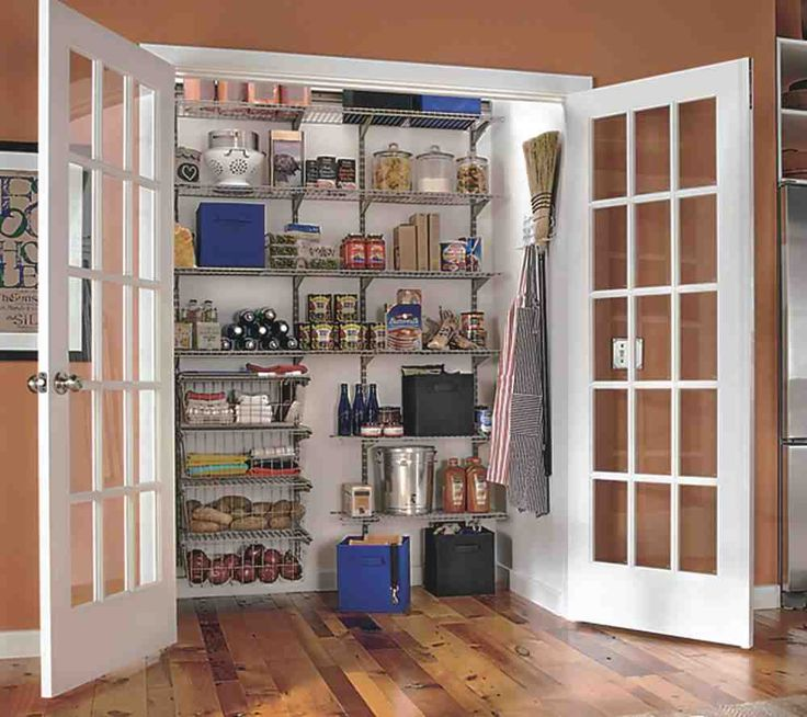 10 Best Pantry Storage Ideas: 1000+ Ideas About Pantry Shelving On Pinterest