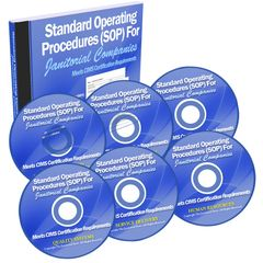 6-CD Set: Standard Operating Procedures (SOP) for Janitorial Companies  http://www.thejanitorialstore.com/products/Standard-Operating-Procedures-SOP-Janitorial-Companies-938.cfm