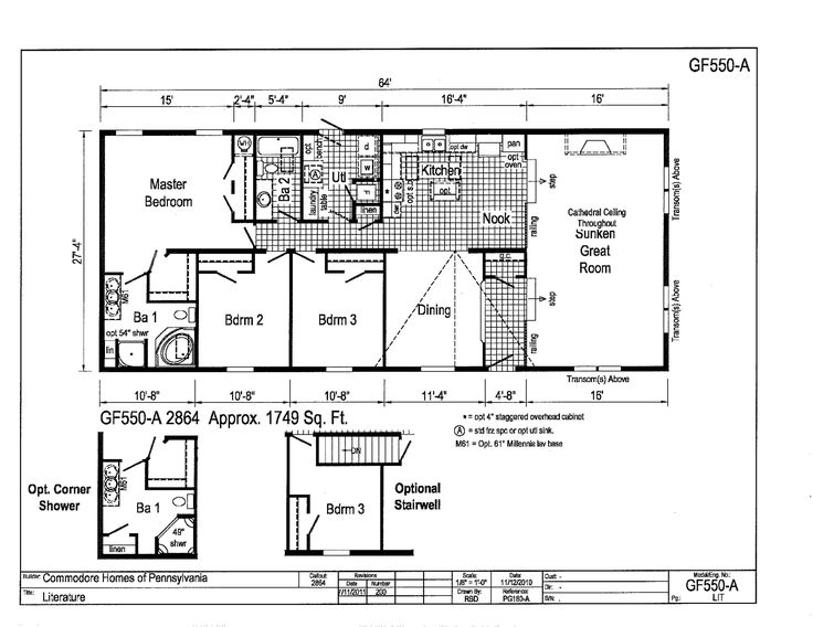 Ideal cad kitchen floor plans revised past projects unmon amp bath