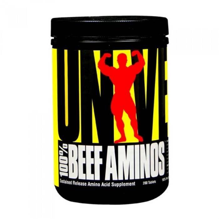 Γευτείτε το υψηλής δραστικότητας μίγμα αμινοξέων Beef Aminos της Universal Nutrition.  #BeefAminos #supplements #simpliromata #aminoacids @megaproteinstore