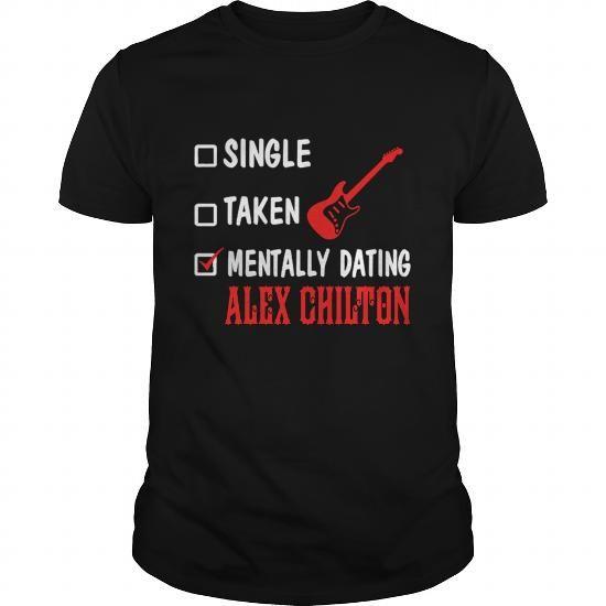 I Love Alex Chilton Patricks Day 2017 Shirts & Tees